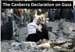 canberra_declaration_on_gaza