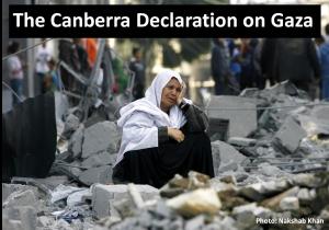 canberra_declaration_on_gaza