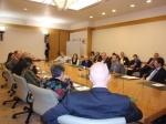 Parliamentary Friends of Palestine event