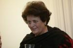 Dr Mona El Farra speaks in Parliament