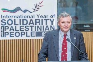 Mr Christopher Woodthorpe, UN representative in Australia