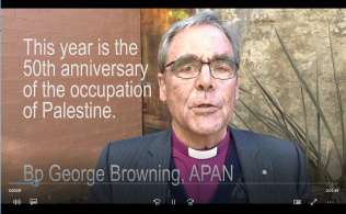 Bishop Browning on 50th Anniversary of Occupation